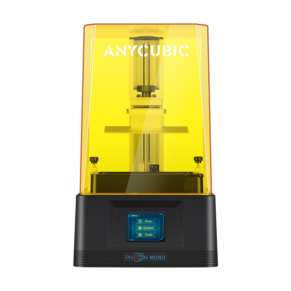 Anycubic Photon Mono Review Resin 3D Printer