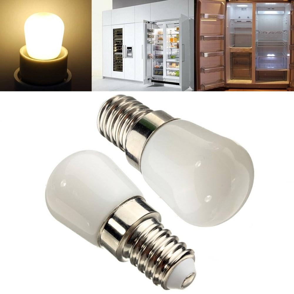 E14 LED Bombilla 2W Blanco /