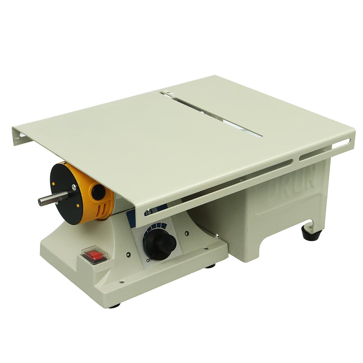 350w Mini Table Bench Saw Woodworking Bench Lathe Electric Polisher Grinder Cutt Us 250 99
