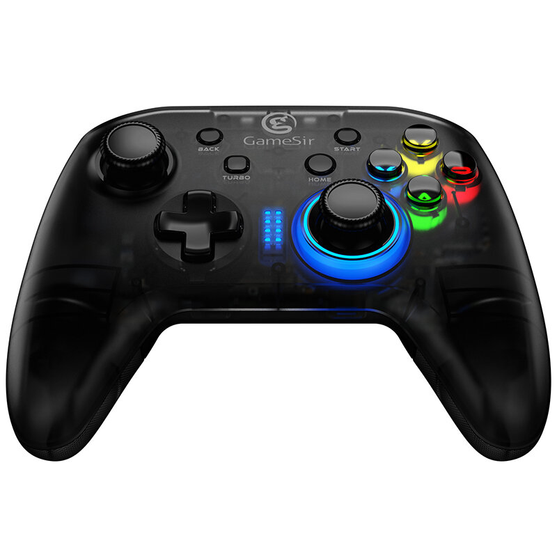 Gamesir T4 2.4G Wireless Turbo Gamepad for Playstation PC Steam for Switch for Xbox Game Platform