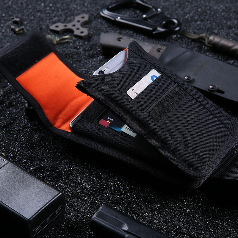 Outdooors Tactical Sport Waist Belt Pouch Multifunctional Storage Bag For Phone Below 6 Inch