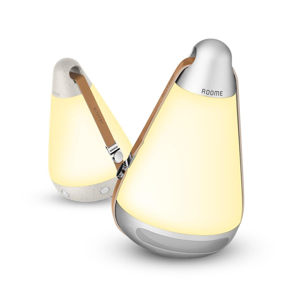 מנורת לילה מהממת ונטענת בליצוולף עם שינוי טמפרטורת האור