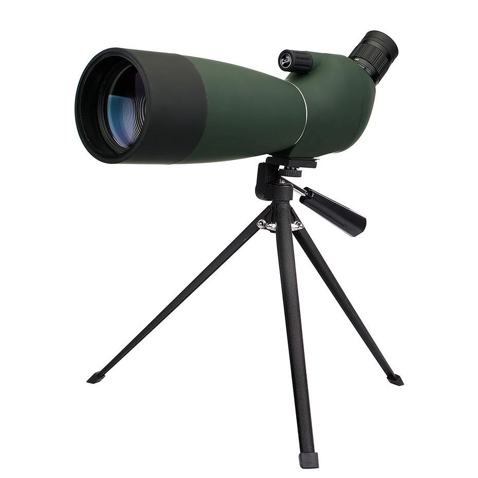 SVBONY SV28 25-75x70mm Zoom Telescope Anti-fog Spotting Scope BK7 Prism MC Lens Waterproof Hunting Monocular With Tripod