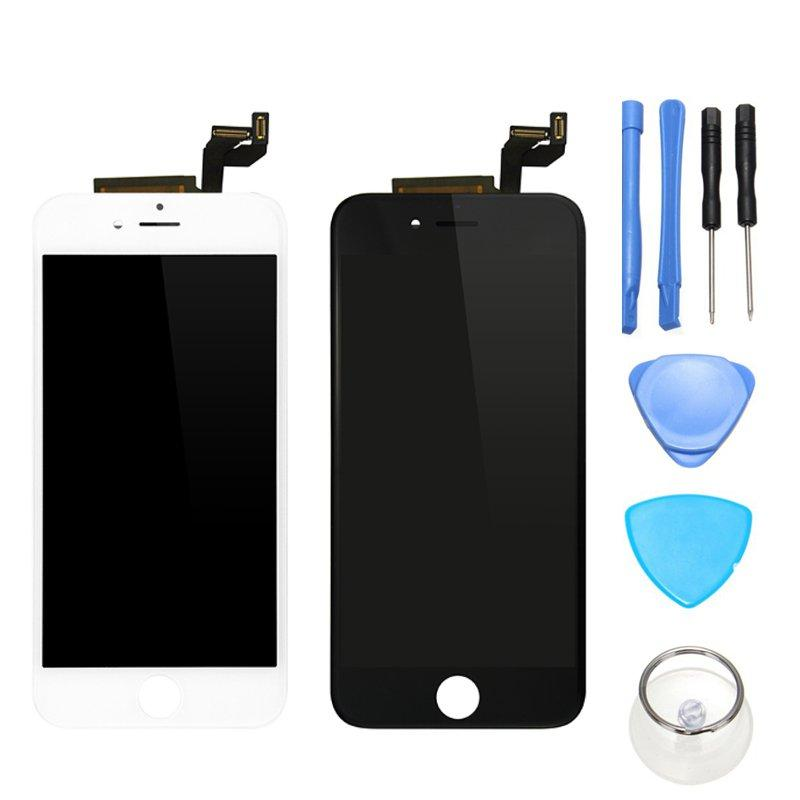 Full Assembly No Dead Pixel LCD Display+Touch Screen Digitizer Replacement+Repair Tools For iPhone 6s