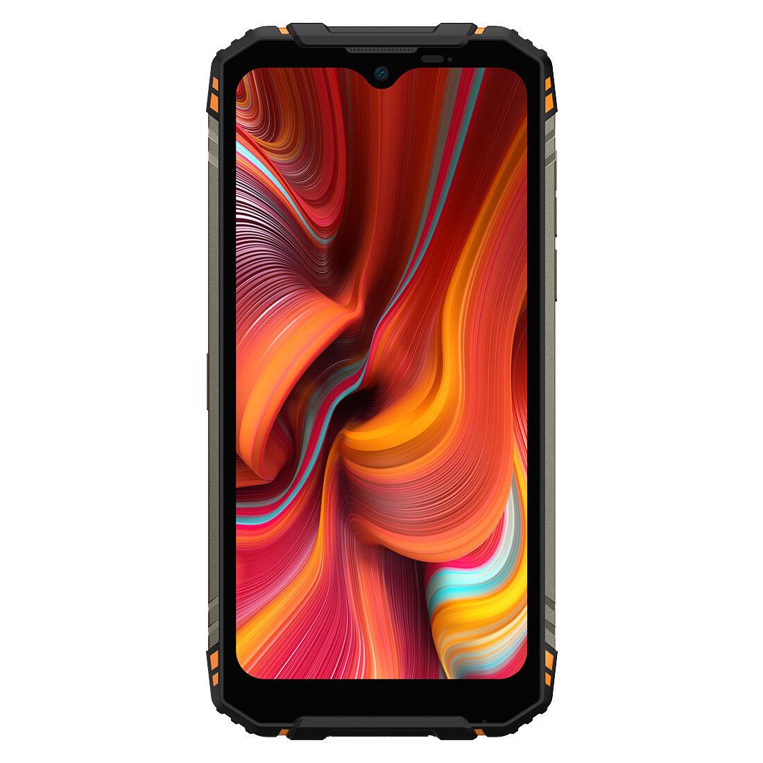 DOOGEE S96 ProグローバルバンドIP68&IPIP69K 8GB 128GB Helio G90 NFC Android 10 6350mAh6.22インチ48MPラウンドクワッドカメラ20MP赤外線ナイトビジョン4Gスマートフォン