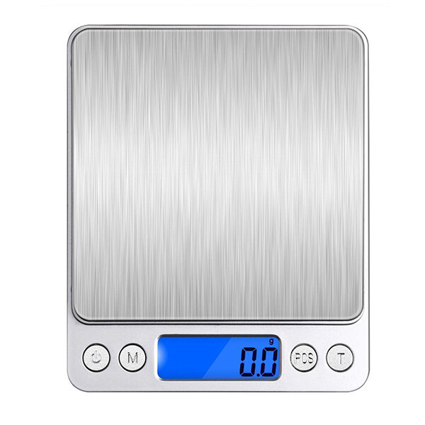 Honana HN-MS1 2000g 0.1g mini multi-unidad de conversión de electrónica digital de cocina de bolsillo joyas de bolsillo