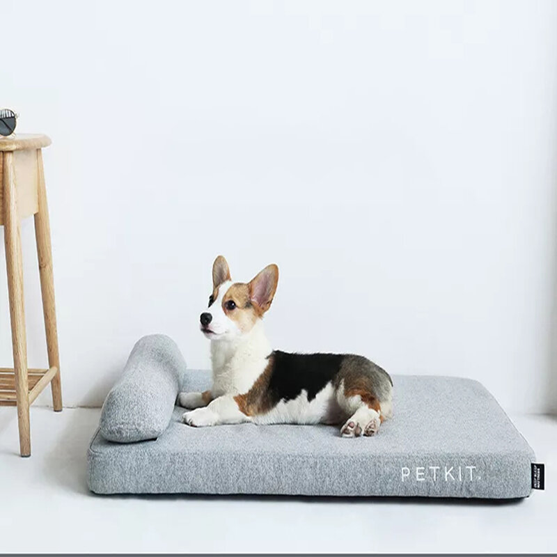 Petkit Porable Pet Bed Detachable Dog Pad Four Seasons Soft Winter Warm Cat Pad Rug Thermal Pets Pillow Mat Slipcover From Xiaomi Youpin