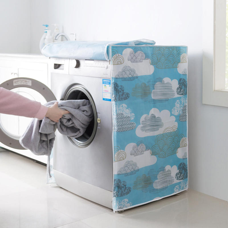 Waterproof Washing Machine Cover Dust Cover Washing Machine Protective Case
