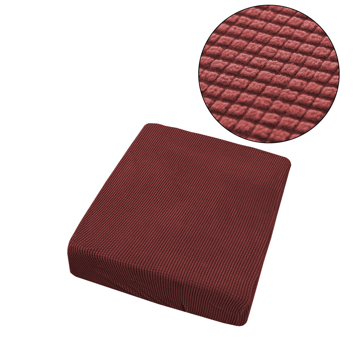 Terrific Stretchy Sofa Seat Cushion Cover Couch Slip Covers Protector Caraccident5 Cool Chair Designs And Ideas Caraccident5Info