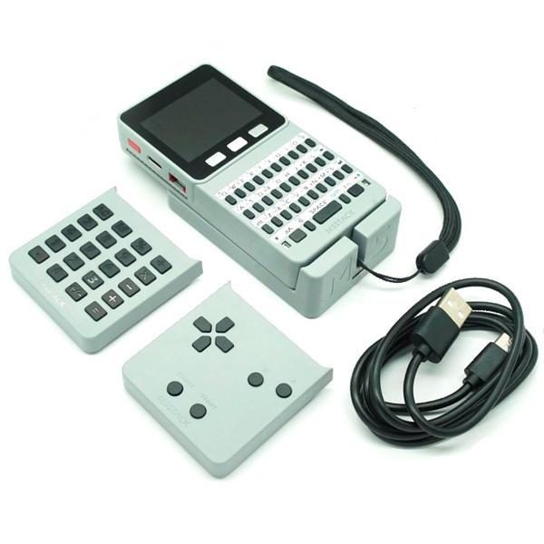 M5Stack ESP32 Açık Kaynak, Micropython için Klavye / Gameboy / Hesap Makinesi ile Cep Bilgisayarıyla Yüzleşiyor Arduino