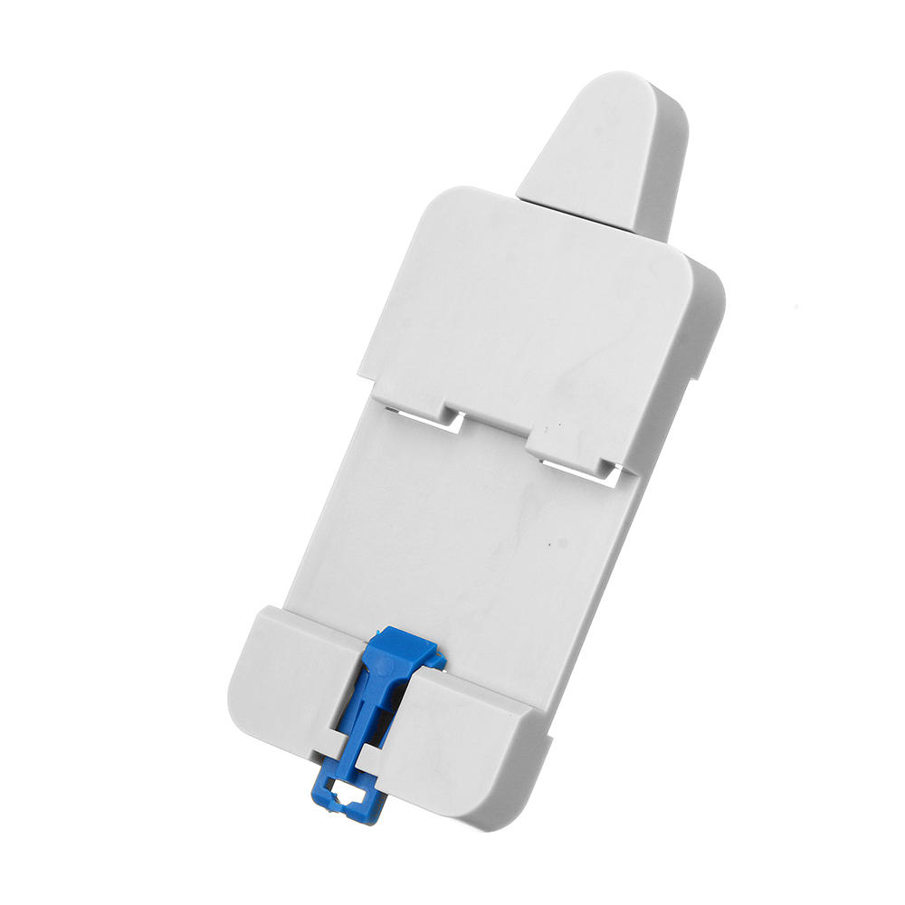 3Pcs SONOFF DR DIN Rail Tray Adjustable Mounted Rail Case Holder Solution