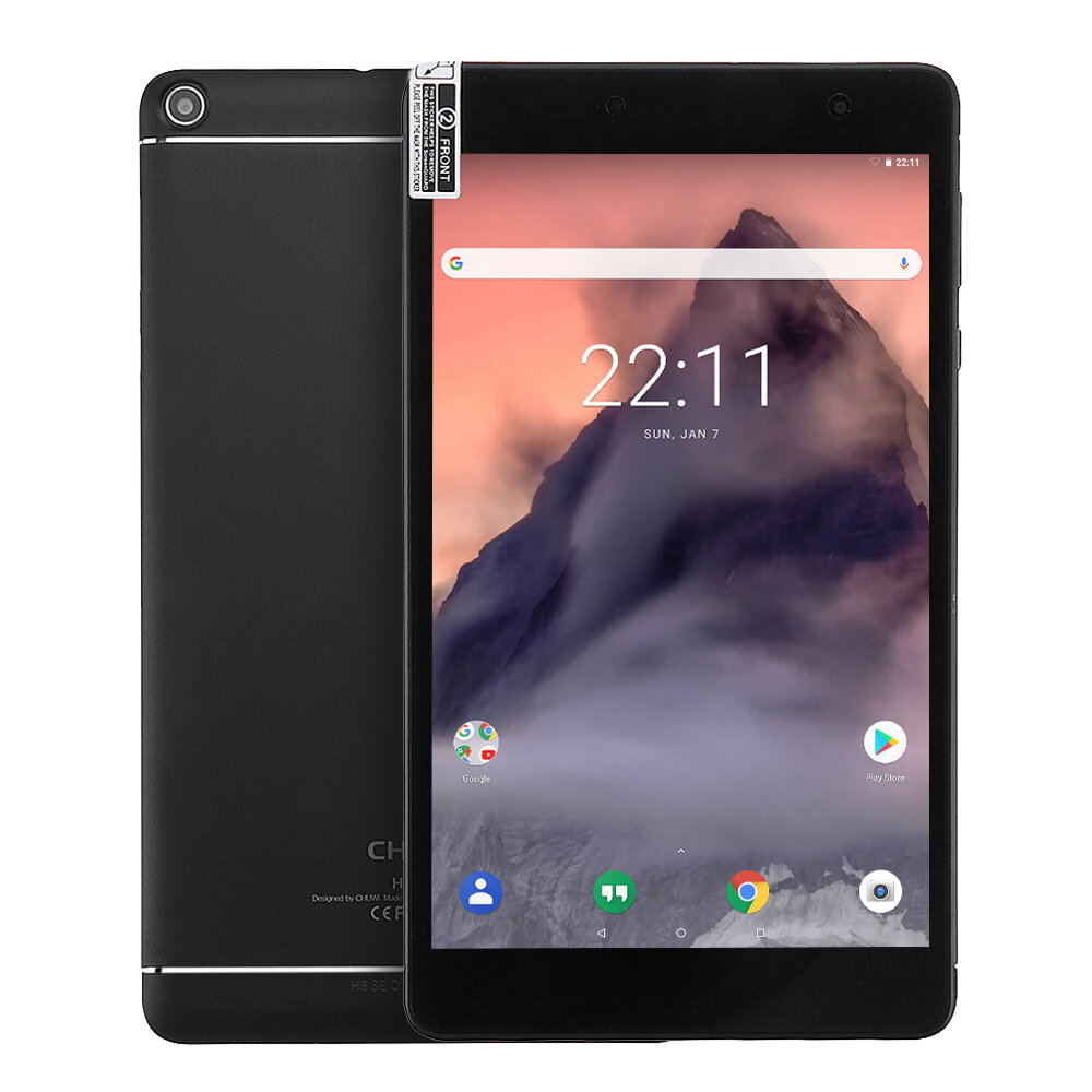 Original Box CHUWI Hi8 SE 32GB MediaTek MT8735 Quad Core 8 Inch Android 8.1 Tablet PC