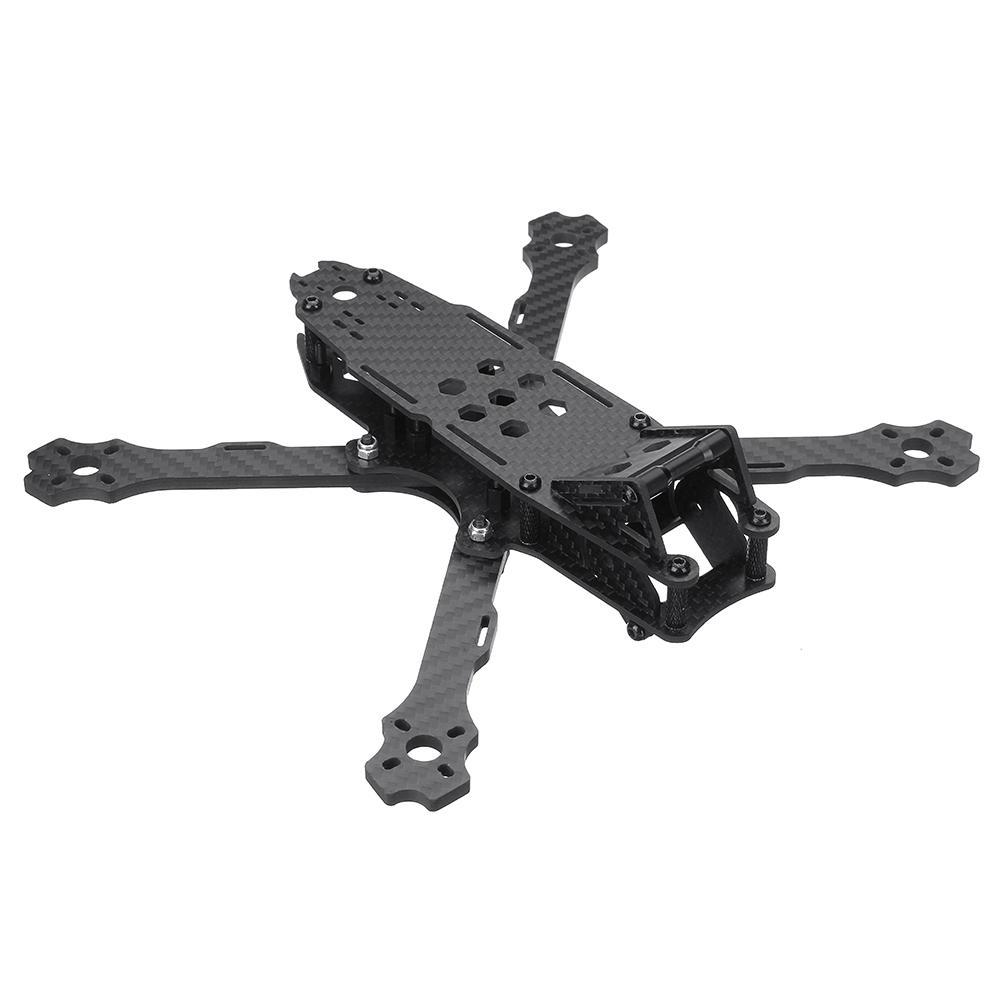 Realacc Avenger 215 5 Inch 215mm Wheelbase 4mm Arm Carbon Fiber FPV Racing Frame Kit for RC Drone