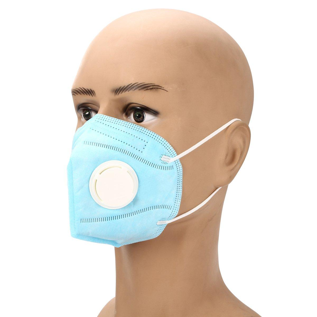 disposable dust breathing mask