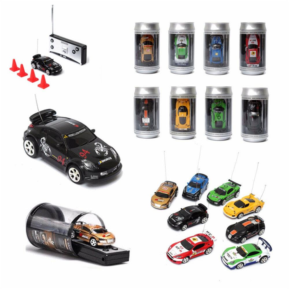 Lata de coque mini Control remoto Radio Control Micro Racing RC Coche