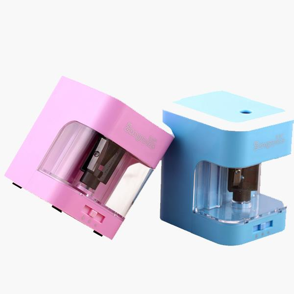 Zongmao JY-001 Electric Pencil Sharpener Automatic Multi-function Pencil Sharpener For School