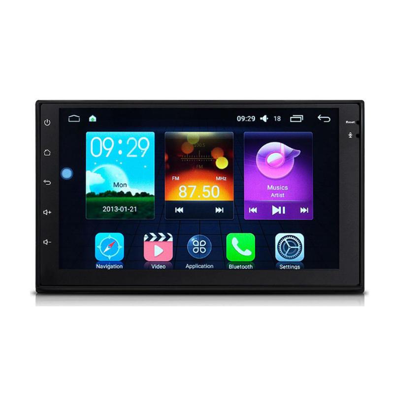 Schema Collegamento Neon In Serie : Inch din android quad core gps g wifi hd screen car