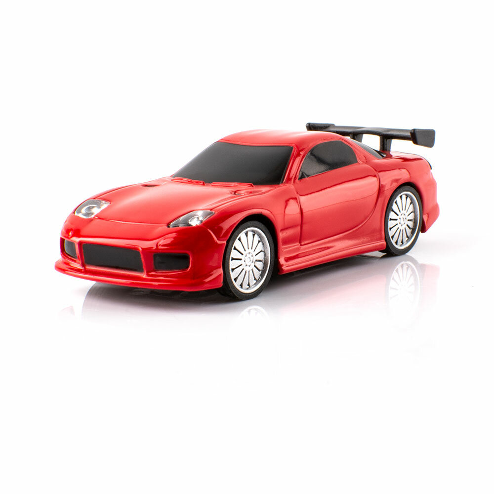 Turbo Racing C71 without Transmitter 1/76 2.4G Mini RC Car Sports Vehicles LED Lights Full Proportional Toys On-Road Mod