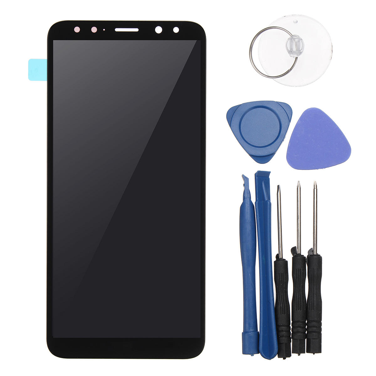 d09734f9f21 LCD Display + Touch Screen Digitizer Replacement With Repair Tools For Huawei  Mate 10 Lite 5.9