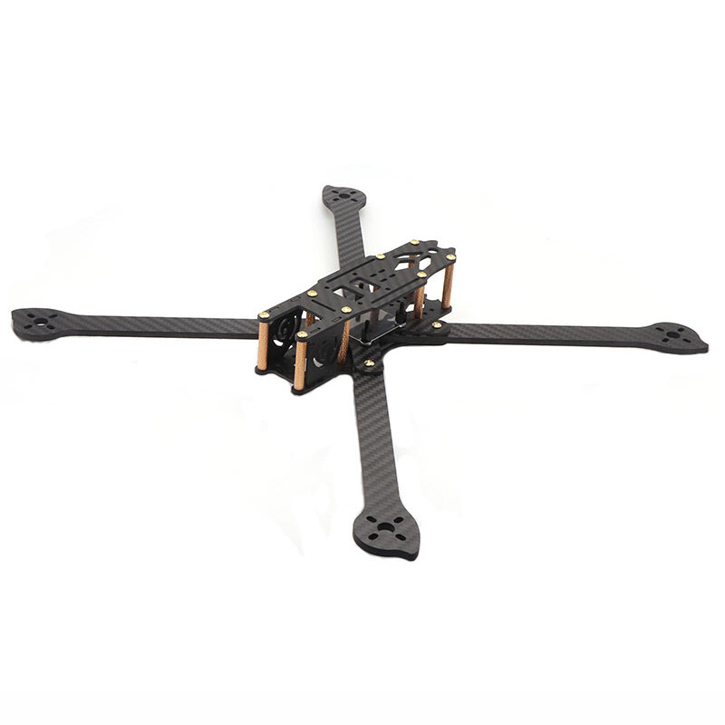 HSKRC XL5 or 6 or 7 or 8 or 9 232 or 283 or 294 or 360 or 390mm Carbon Fiber FPV Racing Frame kit for RC Drone