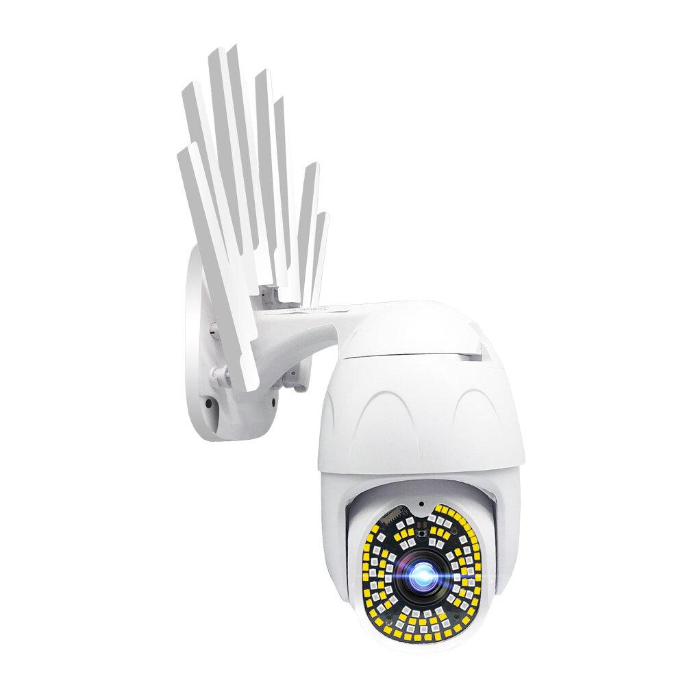 Guudgo 100 LED 1080P 2MP IP Camera Outdoor Wireless Wifi Security IP66...