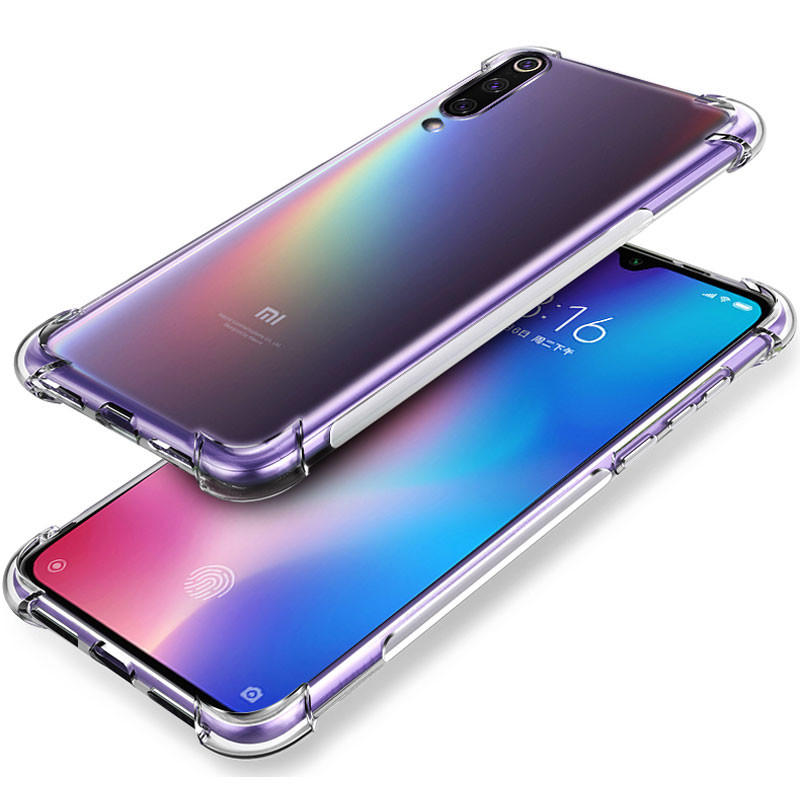 BAKEEY Transparent Shieldproof Soft TPU Housse de protection pour Xiaomi Mi 9 SE