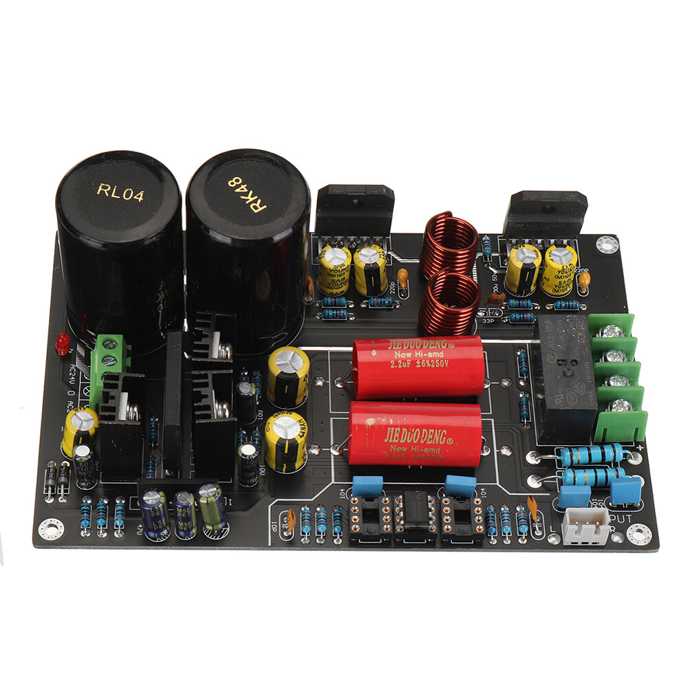 YJ00199-CG Sound Усилитель LM3886 68 Вт + 68 Вт Высокомощный цифровой аудио Мощность Усилитель Плата