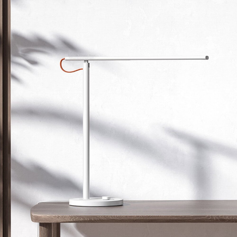 Xiaomi Mijia MJTD01SYL 9W Smart Table Desk Lamp 1S 4 Lighting Modes Dimming Reading Light APP Control $42.99 for 11.11 Conpou:BGMJTD01SYL