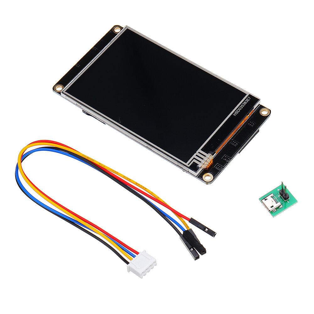 Nextion Enhanced NX4832K035 3 5 Inch HMI Intelligent Smart USART UART  Serial Touch TFT LCD Module Display Panel For Raspberry Pi Arduino Kits