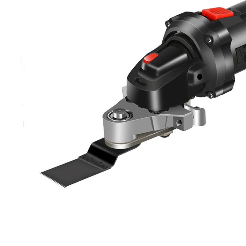 Oscillating Multi Saw Attachment Adapter Change Angle Grinder into Trimming Machine Oscillating Tools for Wood Metal Cut