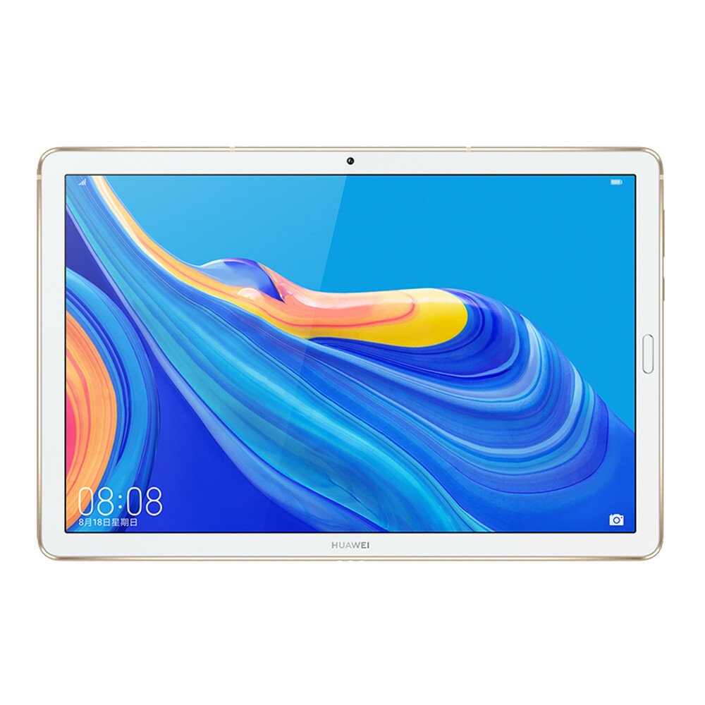 Original Box Huawei M6 CN ROM WIFI 128GB HiSilicon Kirin 980 Octa Core 10.8 Inch Android 9.0 Pie Tablet Gold