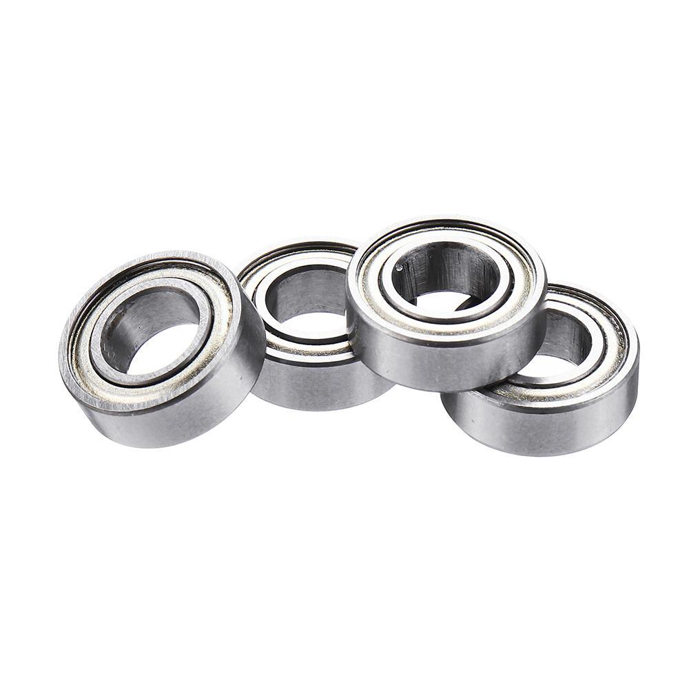 4PCS Wltoys Ball Bearing 6x12x4mm for K939 10428 10428A/B/C/A2/B2/C2 Rc Car Parts K939-72