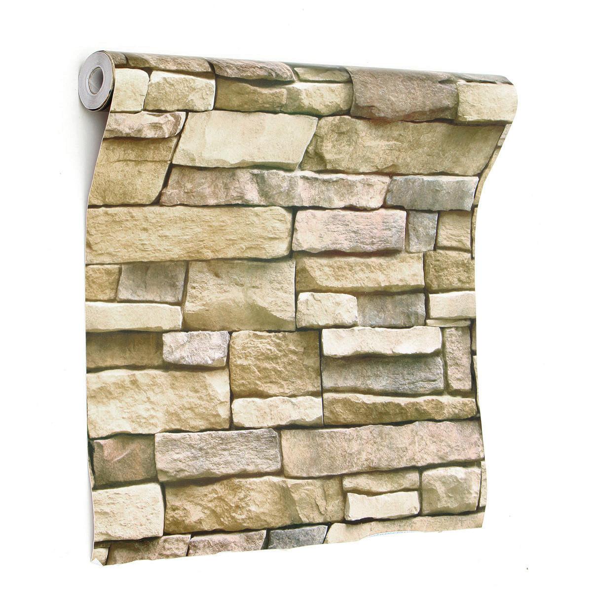 Sticker Deco Wall in Stone Ref 030