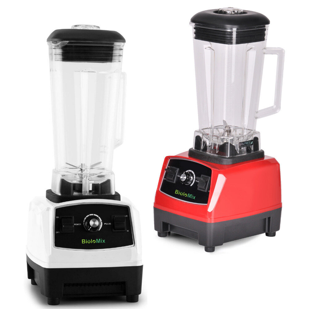 3HP-2200W G5200 Fruits/Vegetables Blender Mixer Professional Electric Kitchen Appliance