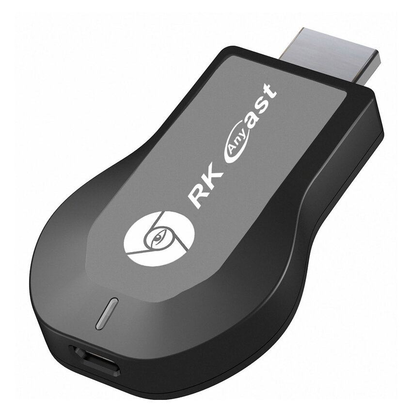 AnyCast M3 Plus 2.4G Miracast DLNA Airplay Display Dongle TV Stick