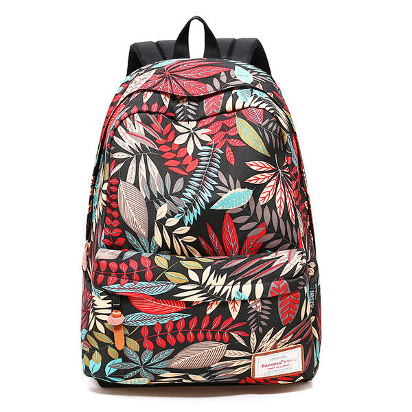 Women Water Repellent Backpack Travel Casual Daypack Laptop Bag