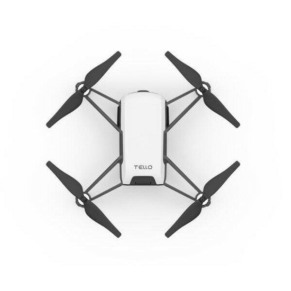 DJI Tello Drone BNF w / 5MP HD Kamera 720P WiFi FPV 8D Geri Döndürme Modu STEM Kodlama Uyumlu Denetleyici VR