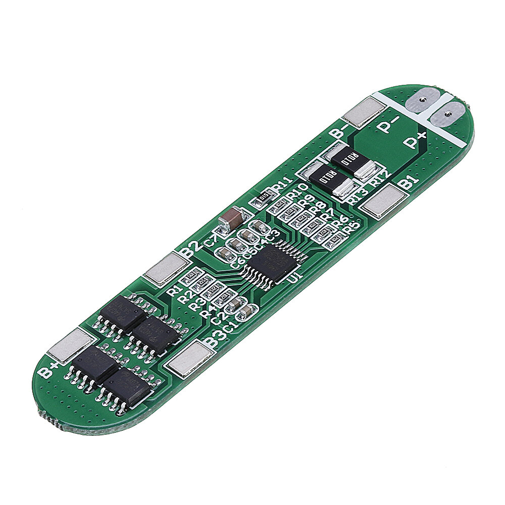 4S 8A 16.8V BMS Li-ion Battery Protection Board Polymer 18650 Lithium Battery Protected Board Electronic Module