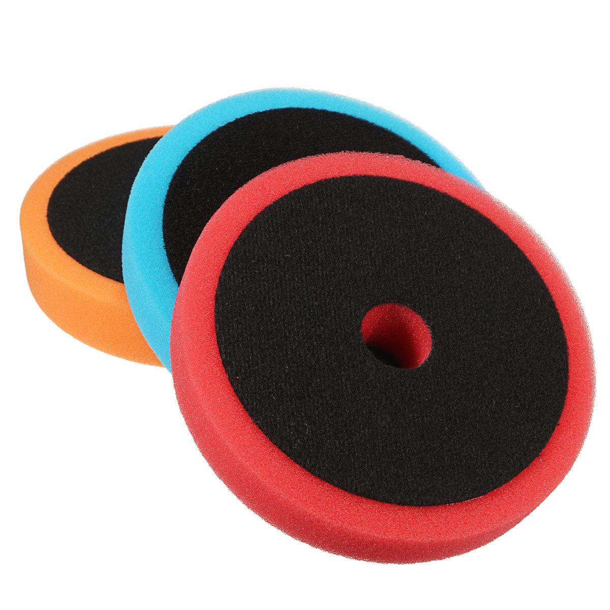 6 Inch 150mm Polishing Pad Buffing Pads Sponge For Car