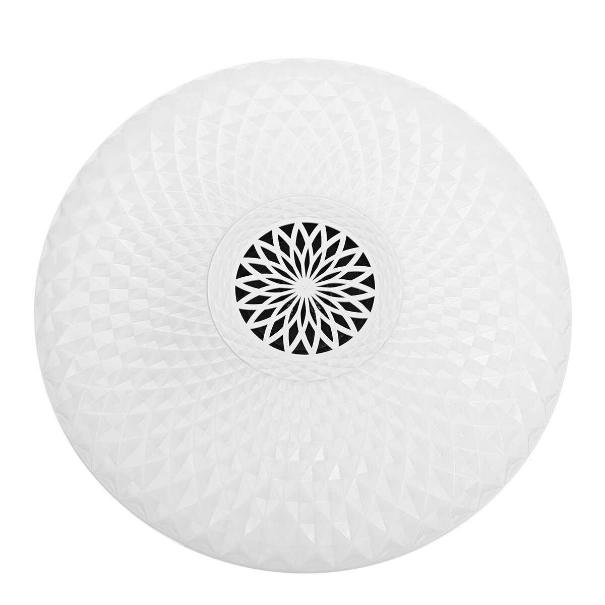 85-256V E27 24W LED Ceiling Light RGB Smart bluetooth Music Speaker UFO Bedroom Lamp Home Decoration Remote Control, Banggood  - buy with discount
