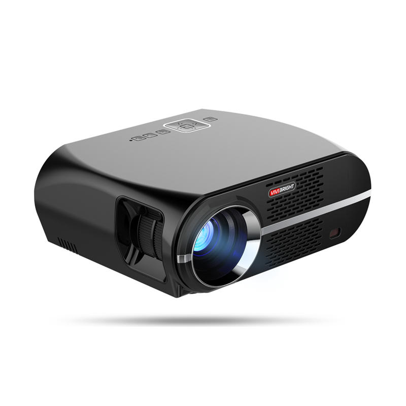 Vivibright GP100UP Android 6.01 WIFI Smart LED Projector 3500 Lumens 1280x800p 1080P HD Home Theater