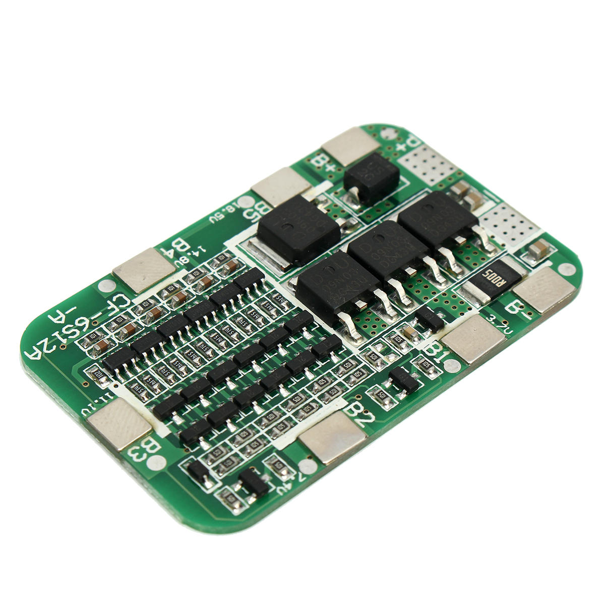 6S 15A Li-ion Lithium Battery 18650 Board Charger PCB BMS Protection Board 24V