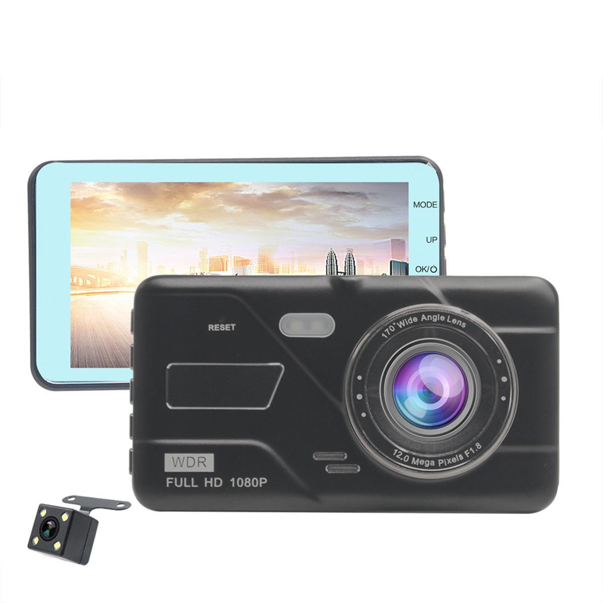 Mini Car DVR Camera Dashcam Full 1080 HD Video Registrator Recorder G-sensor