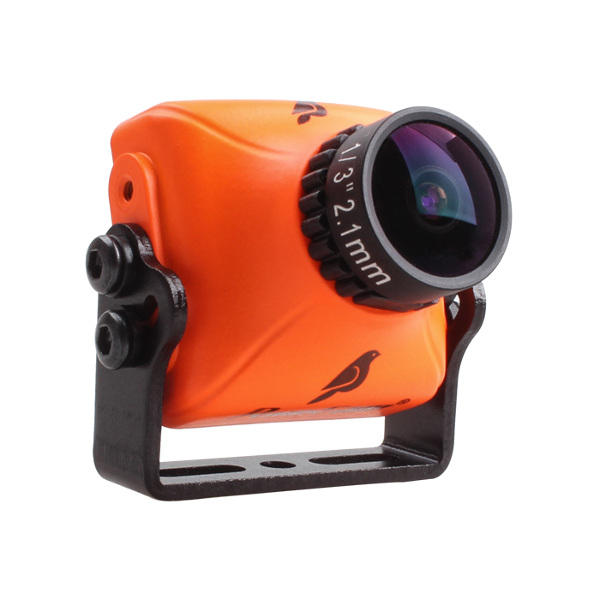 RunCam Sparrow WDR 700TVL 1/3 CMOS 2.1mm FOV150 Degree 16:9 OSD Audio FPV Camera NTSC/PAL Switchable