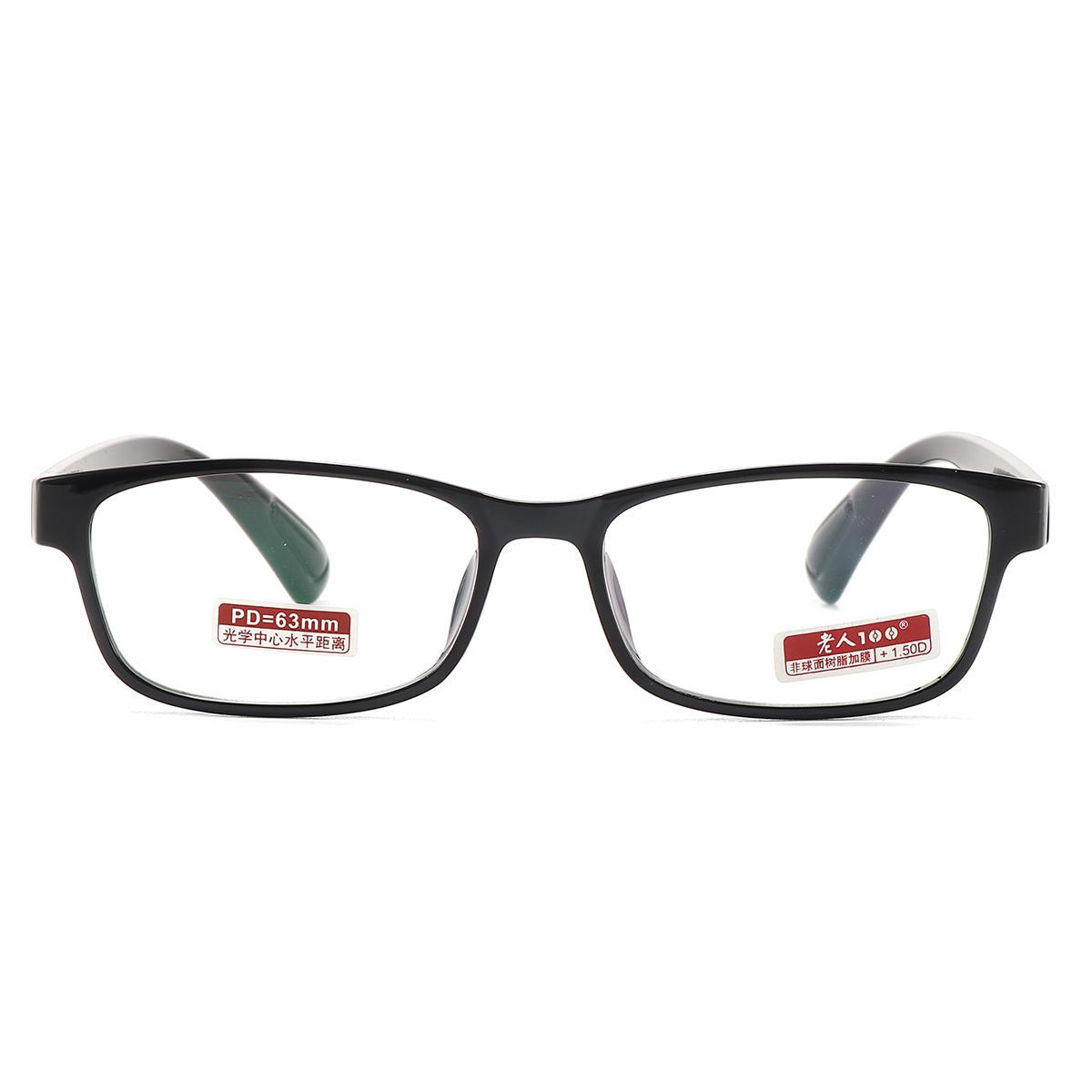 نظارات القراءة طويلة النظر بطبقة رقيقة من الإشعاع TR90 إطار