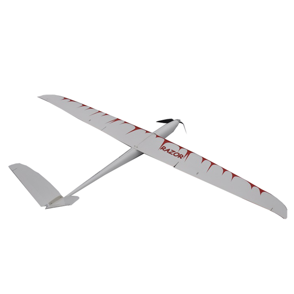 Razor 1600mm Wingspan Assemble Fixed-wing RC Airplane RC Plane White PNP