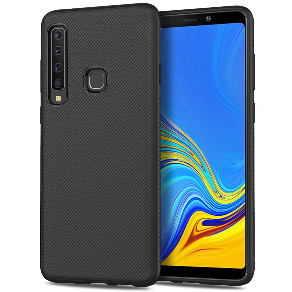 the best attitude 4dff9 eedf1 Bakeey™ Shockproof Soft TPU Back Cover Protective Case for Samsung Galaxy  A9 2018