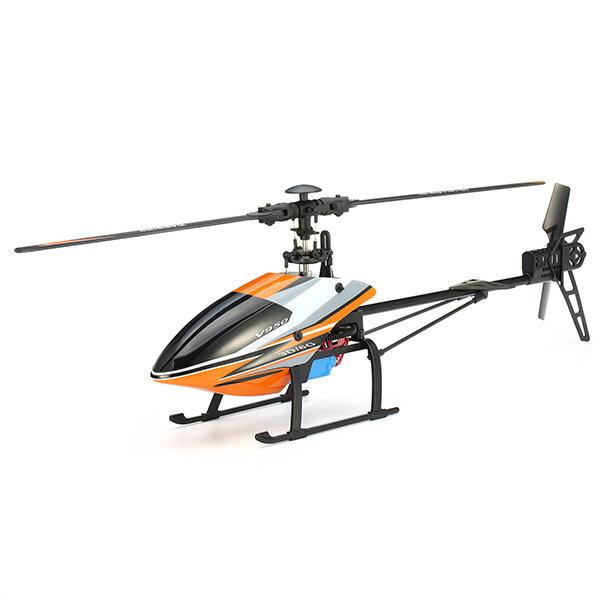 WLtoys V950 2.4G 6CH Sistem 3D6G Brushless Flybarless RC Helicopter BNF