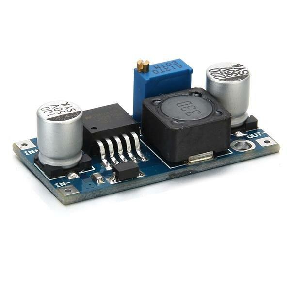 Lm2596 DC-DC verstellbar module d'alimentation abaisseur-schaltregler