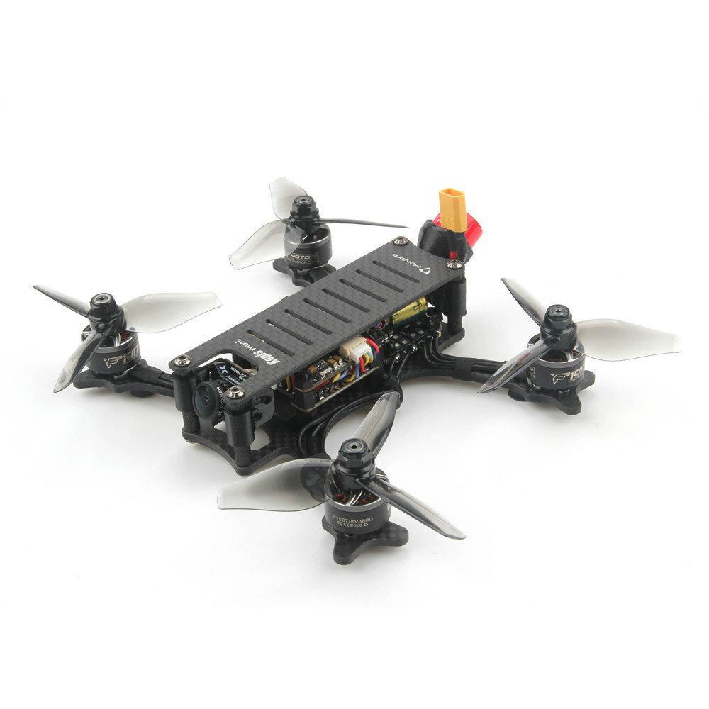 Holybro Kopis Mini Analog VTX رواية 148.6mm F7 3 بوصة FPV Racing Drone PNP BNF w / Foxeer Micro Razer الة تصوير
